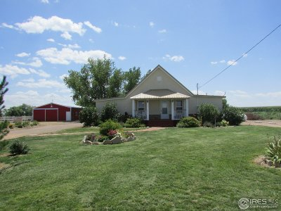 Ault Single Family Home For Sale: 20426 Highway 14