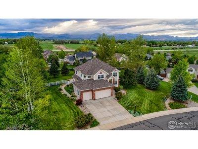 Loveland Single Family Home For Sale: 3375 Crest Dr