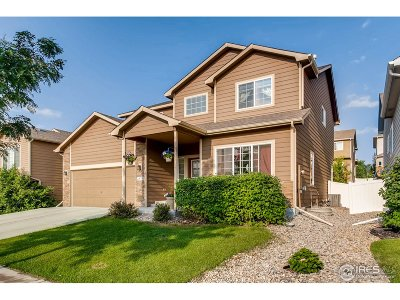 Fort Collins Single Family Home For Sale: 2475 Forecastle Dr