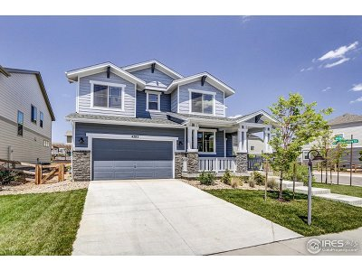 Loveland Single Family Home For Sale: 4285 Lyric Falls Dr