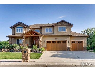 Broomfield Single Family Home For Sale: 13901 Gunnison Way