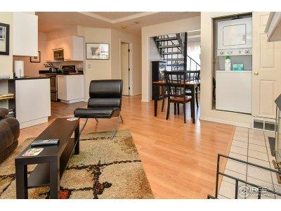 Boulder Condo/Townhouse For Sale: 4791 White Rock Cir #C