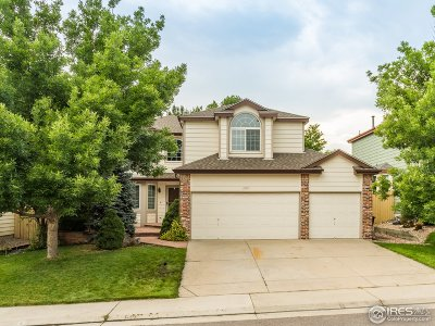 Boulder County Single Family Home For Sale: 2197 Grayden Ct