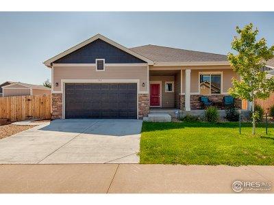 Milliken Single Family Home For Sale: 733 Traildust Dr