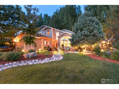 Fort Collins Single Family Home For Sale: 5800 Southridge Greens Blvd