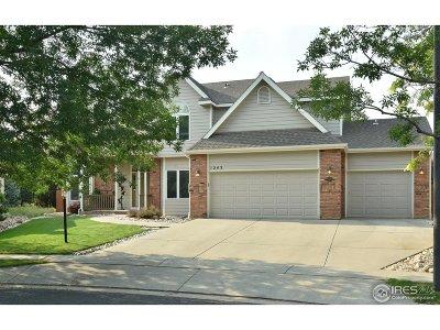 Loveland Single Family Home For Sale: 1243 Autumn Purple Dr