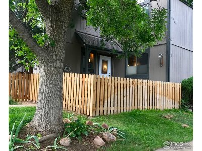 Boulder Condo/Townhouse For Sale: 3194 Redstone Rd