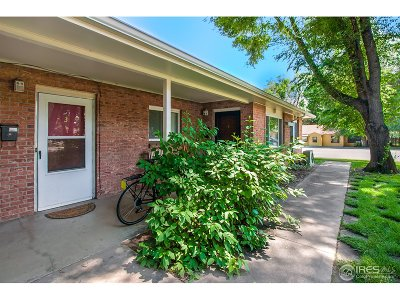 Larimer County Multi Family Home For Sale: 1032 E Lake St