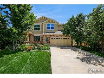 Broomfield Single Family Home For Sale: 14072 Roaring Fork Cir