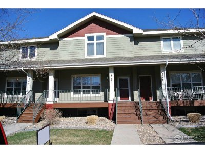 Berthoud Condo/Townhouse For Sale: 836 Welch Ave