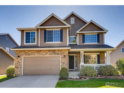 Loveland Single Family Home For Sale: 4602 Foothills Dr
