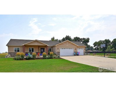 Fort Collins Single Family Home For Sale: 2017 Misty Creek Ln