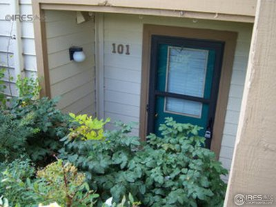 Fort Collins Condo/Townhouse For Sale: 2960 W Stuart St #101