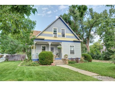 Berthoud Single Family Home For Sale: 961 N 4th St