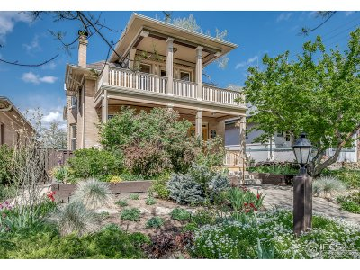 Denver Single Family Home For Sale: 409 S Emerson St