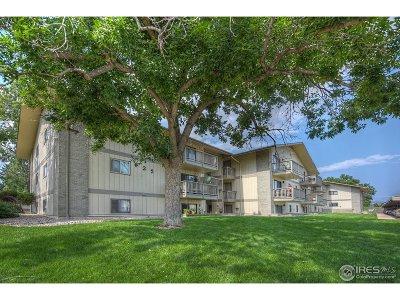 Boulder Condo/Townhouse For Sale: 625 Manhattan Pl #202