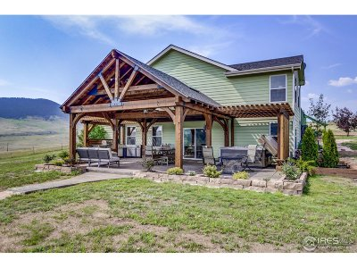 Loveland Single Family Home For Sale: 831 Cattle Drive Rd