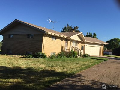 Greeley Single Family Home For Sale: 3505 Seeley Ct
