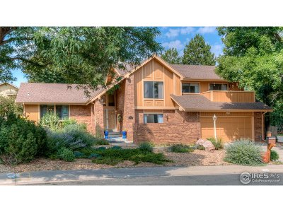 Westminster Single Family Home For Sale: 1654 W 113th Ave