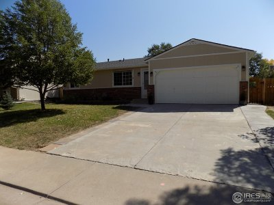 Boulder County Single Family Home For Sale: 2454 Spencer St