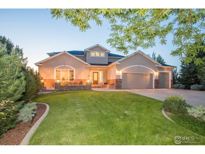 Windsor Single Family Home Active-First Right: 1200 High Plains Ct
