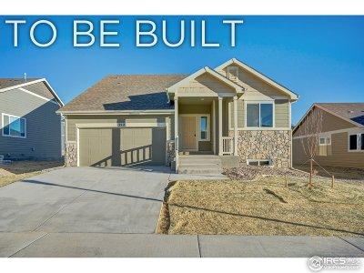Severance Single Family Home For Sale: 634 Gore Range Dr