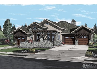 Berthoud Single Family Home For Sale: 2702 Bluewater Rd