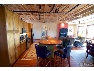 Condo/Townhouse For Sale: 261 Pine St #202
