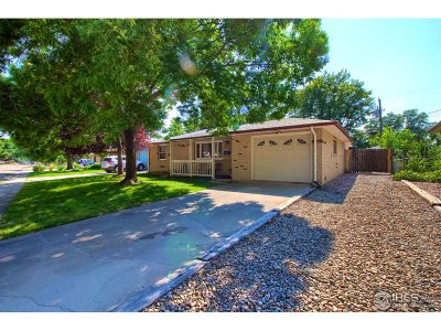 Longmont CO Single Family Home For Sale: $369,995