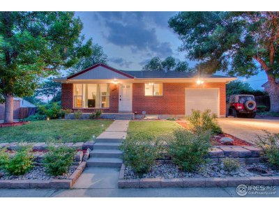 Northglenn Single Family Home For Sale: 10647 Corona St