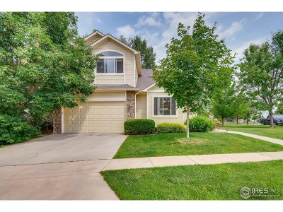 Boulder CO Single Family Home For Sale: $640,000