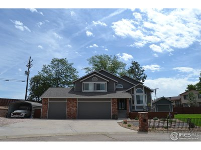Fort Lupton Single Family Home For Sale: 115 W Hill Ct