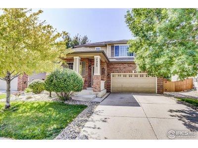 Loveland Single Family Home For Sale: 1520 Pennsylvania St