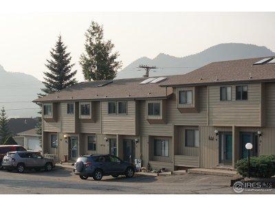 Estes Park Condo/Townhouse For Sale: 514 Grand Estates Dr #3