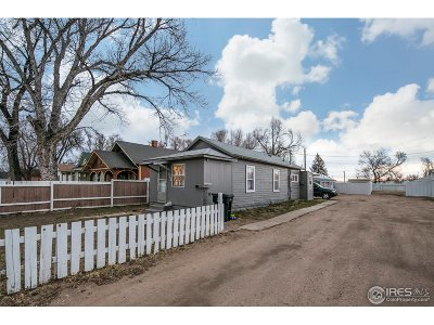 Greeley Multi Family Home For Sale: 221 10th St