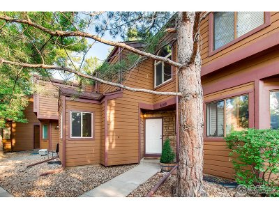 Boulder Condo/Townhouse For Sale: 6140 Habitat Dr
