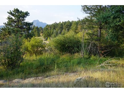 Estes Park Residential Lots & Land For Sale: Tbd 7 Hwy