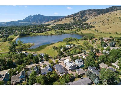 Boulder CO Single Family Home For Sale: $2,375,000