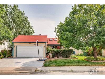 Arvada Single Family Home For Sale: 13182 W 62nd Dr