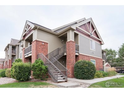 Fort Collins Condo/Townhouse For Sale: 2133 Krisron Rd #201