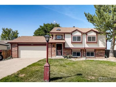 Longmont Single Family Home For Sale: 2460 Sunset Dr