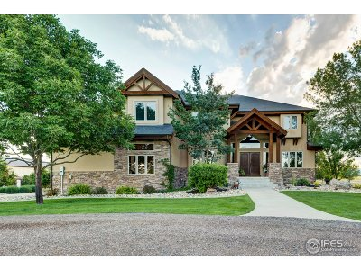 Berthoud Single Family Home For Sale: 2443 Omni Ct