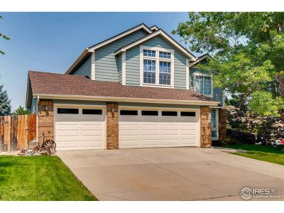 Westminster Single Family Home For Sale: 2503 W 109th Ave
