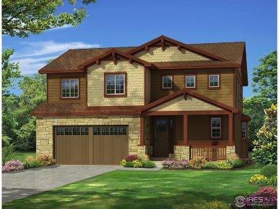 Fort Collins Single Family Home For Sale: 4432 Huntsman Dr