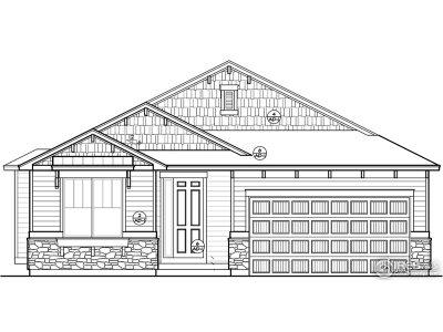 Fort Collins Single Family Home For Sale: 4445 Huntsman Dr