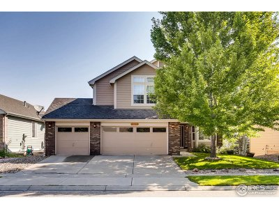 Loveland Single Family Home For Sale: 3649 Crestone Dr