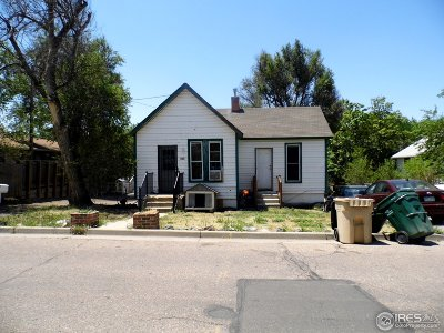 Fort Lupton Single Family Home For Sale: 539 Grand Ave