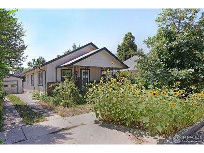 Loveland Single Family Home For Sale: 328 E 11th St