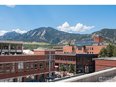 Boulder CO Condo/Townhouse For Sale: $1,790,000