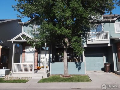 Longmont Condo/Townhouse For Sale: 818 S Terry St #9